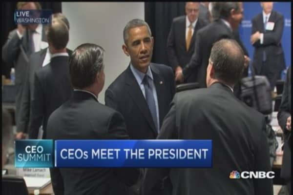 What Obama wants from business leaders