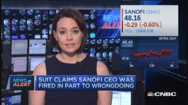 Sanofi sued over kickbacks
