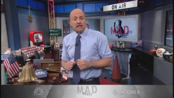 Bulls still have upper hand: Cramer