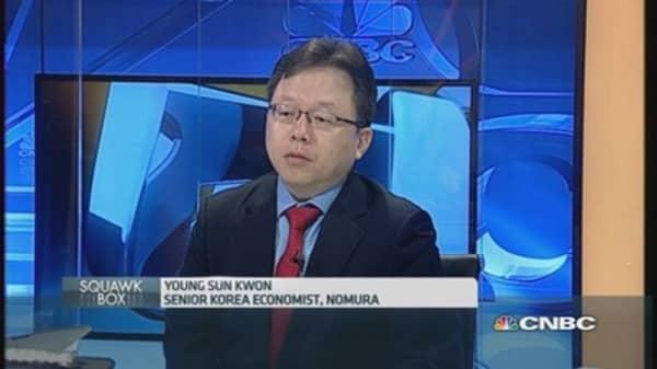Korea Q4 GDP to weaken: Nomura