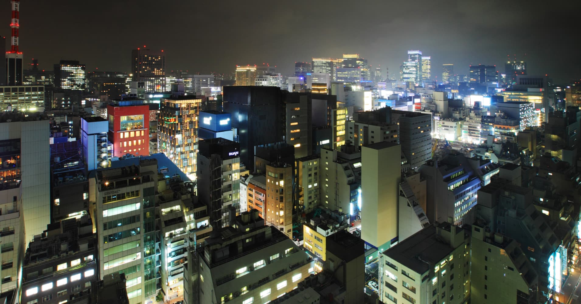 What Recession Tokyo Luxury Home Sales Soar
