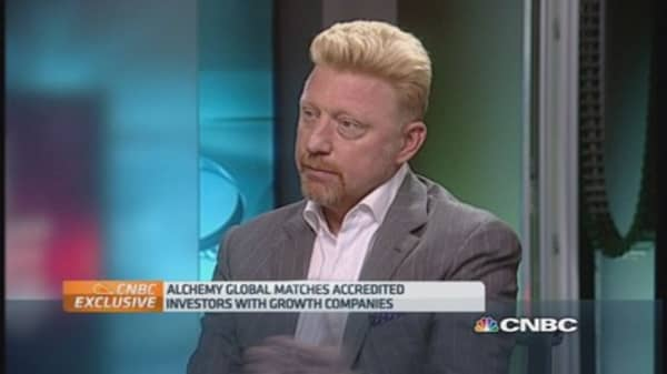 Boris Becker: 2014 was a 'perfect year' in tennis