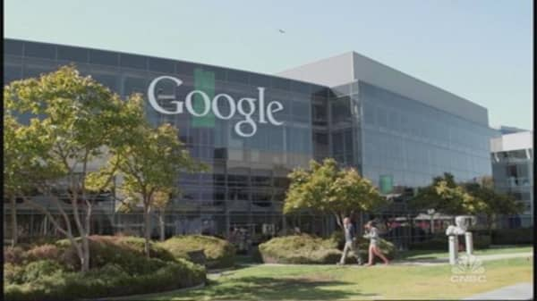 Google makes a move on Microsoft in the workplace