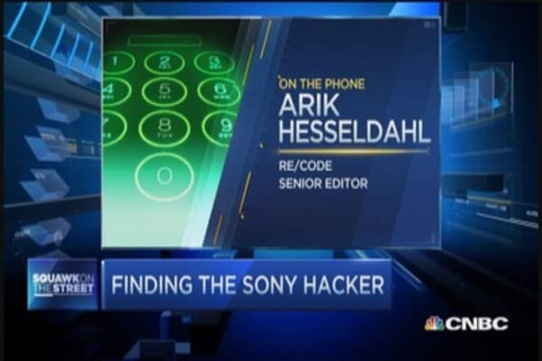 Re/code on Sony: North Korea hack theory still alive
