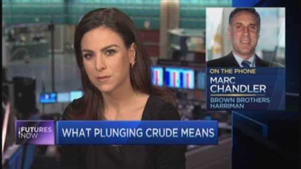 Crude oil has suffered its 'Minsky Moment': Strategist