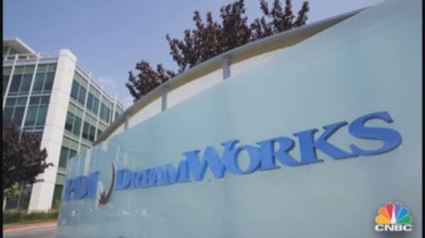 DreamWorks Animation loses its mojo