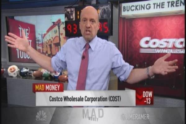 Cramer: Who's winning in retail