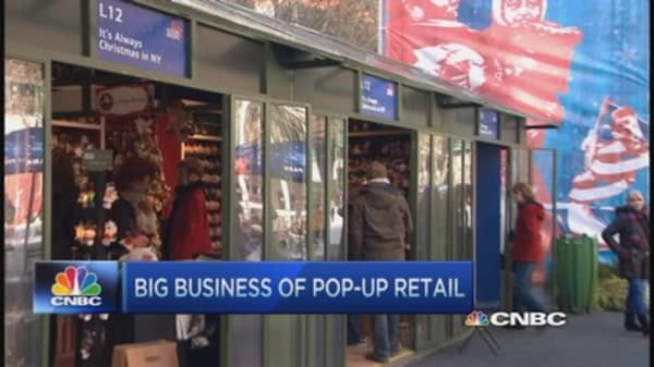 Big Business of Pop-up Retailers