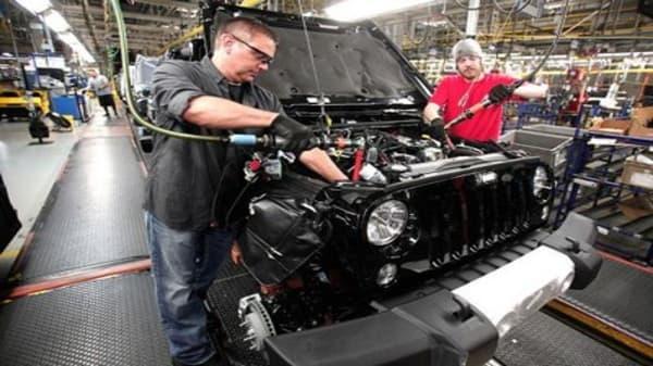 Economy adds 321,000 jobs in November