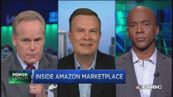 Amazon Marketplace VP: Mobile great for customers