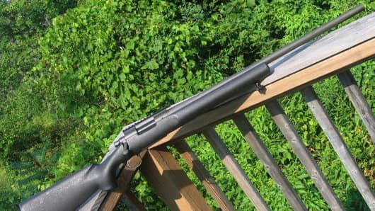 Remington Model 700P
