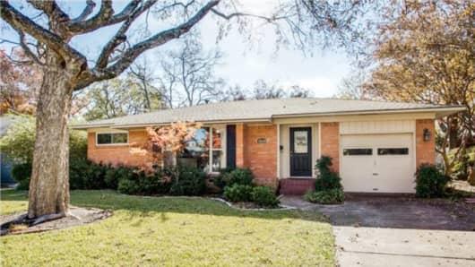House in Dallas, Texas