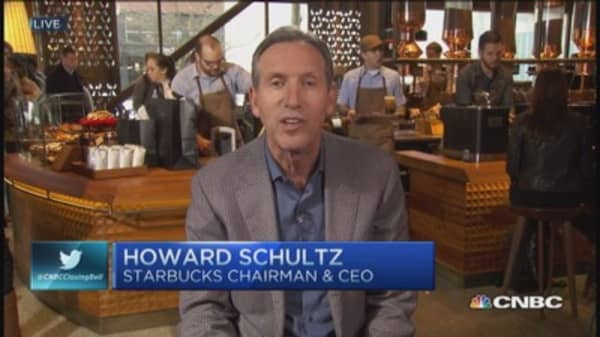 Starbucks opens 'Wonka factory' of coffee