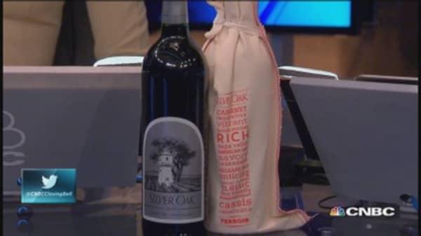 Cult wine in demand