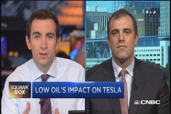 Tesla in category of its own: Analyst