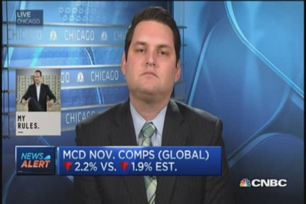 MCD needs to re-engage with customers: Analyst