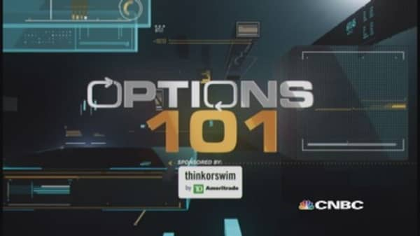 Options Action 101: Buying a call