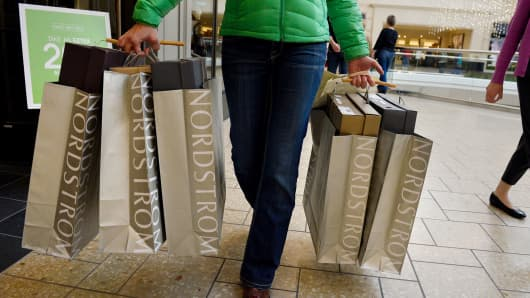 Holiday spending expected to increase this year.