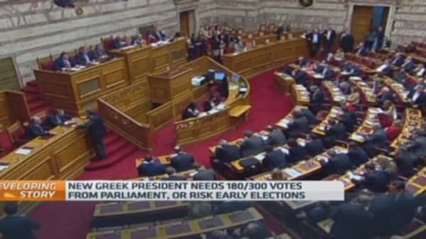 Greeks cannot afford 'extreme austerity': Syriza MP