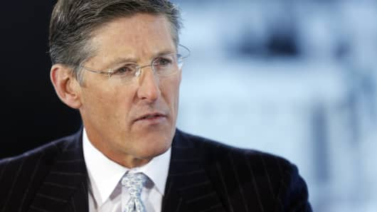 Michael Corbat, new chief executive officer of Citigroup