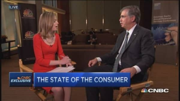 Low oil essentially a refund: SunTrust CEO