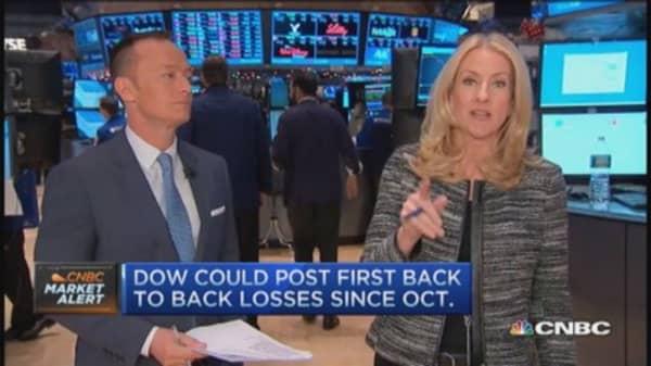 Stocks slammed by global rout