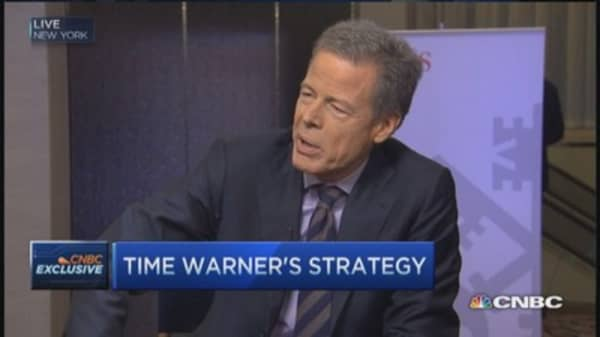 Time Warner CEO: On demand leads to better shows