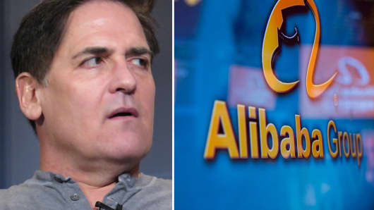 Mark Cuban thinks Alibaba should not have been allowed to list in the U.S.