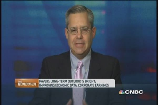 For stocks, the long-term outlook is bright: Pro