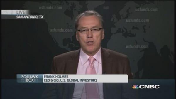 China stocks having a 'healthy correction': Pro