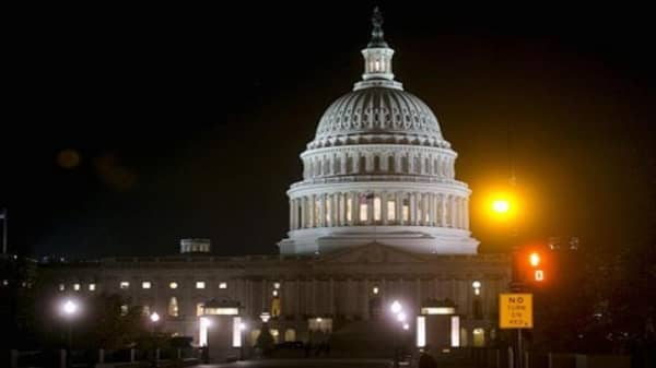 Congress reaches $1.1 trillion spending deal