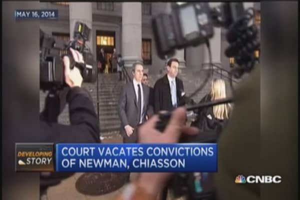 US court overturns insider trading convictions, Steinberg next?