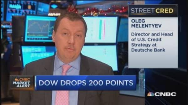 Oil below $60 = credit market problem: Analyst