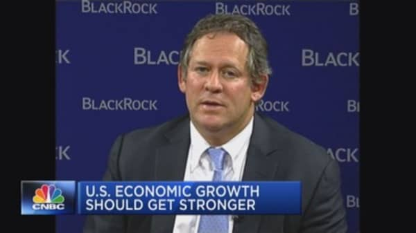 Anticipated U.S. economic growth