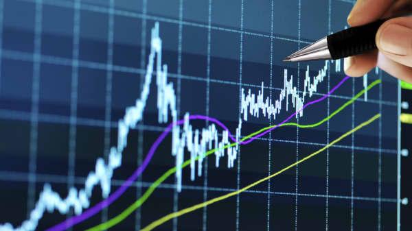 Chart up market