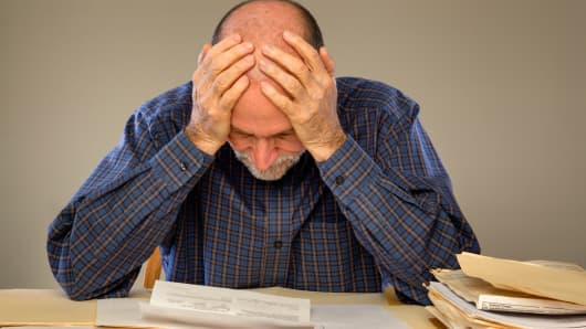 Stressed debt