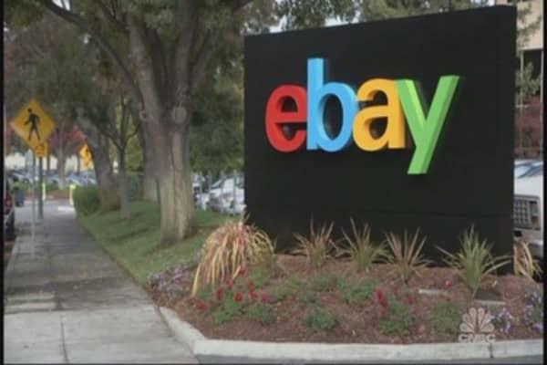 eBay and PayPal prepare for split