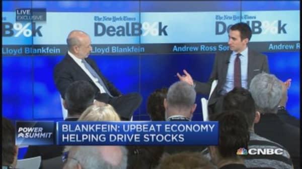 Lloyd Blankfein: This is the Chinese century