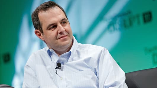 Lending Club founder and former CEO Renaud Laplanche