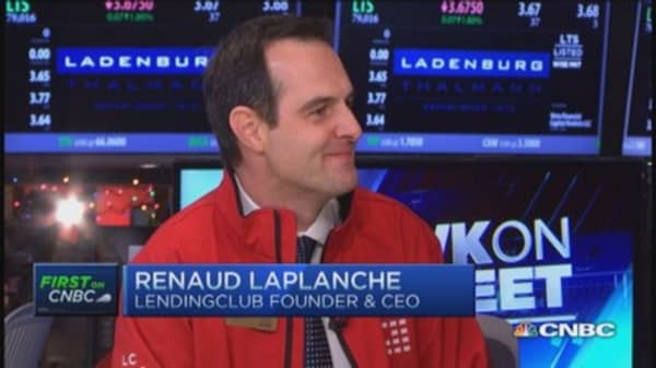 LendingClub: Opportunity to transform banking industry