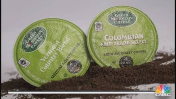 Angry K-cup fans work around Keurig's new design