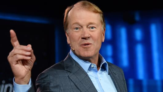Cisco Systems Inc. Chairman and CEO John Chambers