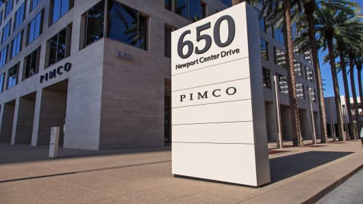 Pimco headquarters in Newport Beach, California.