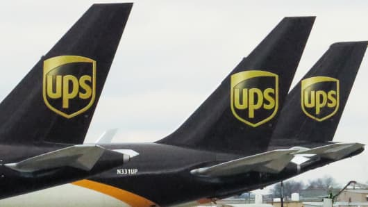 United Parcel Service, Inc. (UPS) Shares Sold by Bennicas & Associates Inc