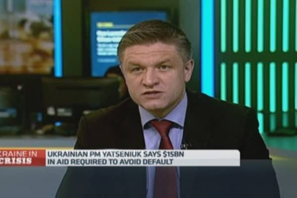 Ukraine is on investors' radar: Politician