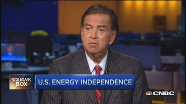 Oil drops to $45: Bill Richardson
