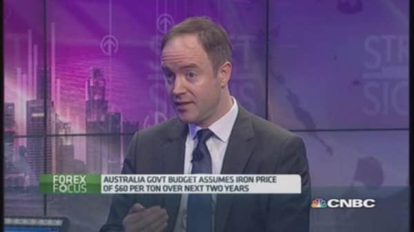 How sliding iron ore price affects Australia
