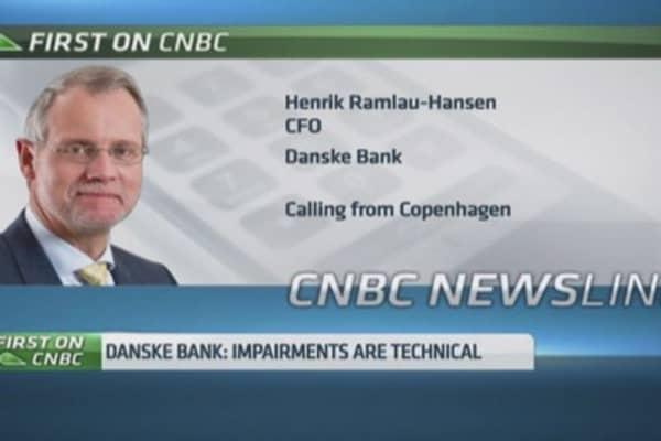 Danske Bank takes $1.5B write-down