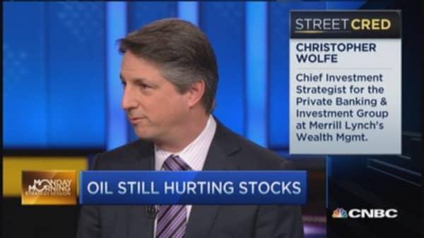 Pros & cons of oil slump