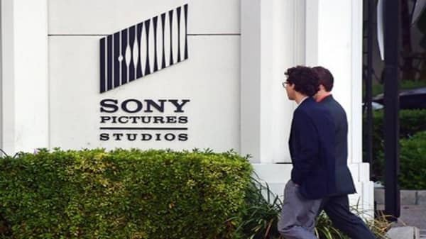 Damage control at Sony
